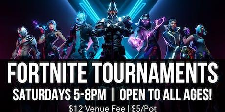 Ukatsu Weekly Fortnite Tournaments! tickets