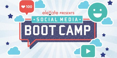 Red Bank, NJ - MORR - Social Media Boot Camp 9:30am OR 12:30pm tickets