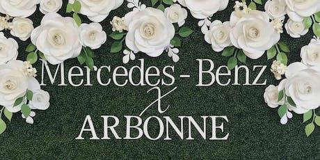 Benz & Bubbles - Cara Calvin's Mercedes Benz Presentation  tickets
