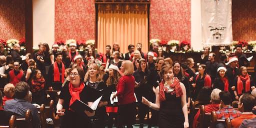 Fa's & La's: YPCC Family Holiday Concert