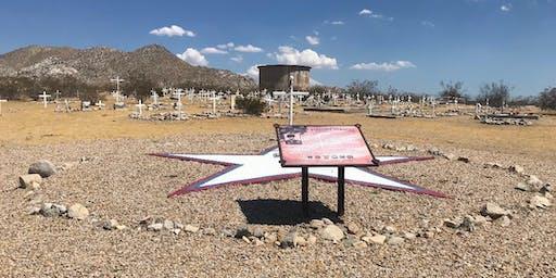 Oro Grande Cemetery Tour - noon