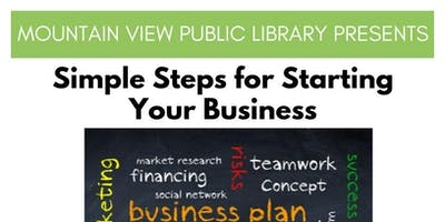 Simple Steps for Starting Your Business - Session 3 Financial Projections