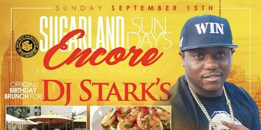 9/15 | SugarLand Brunch & Day Party Finale