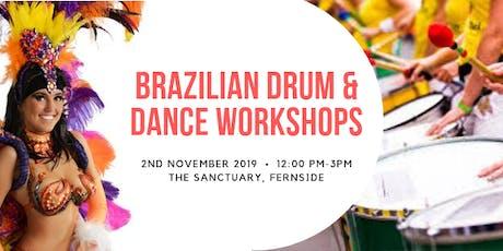 Brazilian Drum & Dance tickets