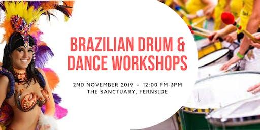 Brazilian Drum & Dance