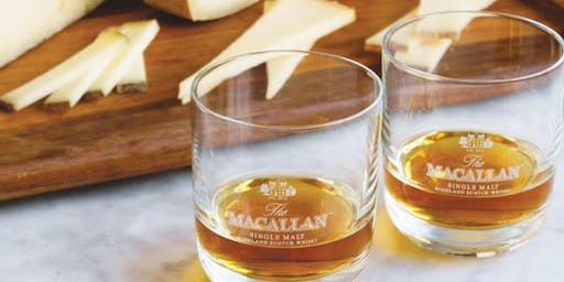 Mac & Cheese - A Macallan Tasting 6pm Seating
