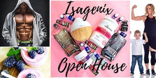 Isagenix Open House