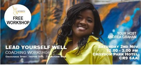 Lead Yourself Well! Coaching Workshop tickets