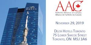 The Arthritis Alliance of Canada Final Annual Meeting