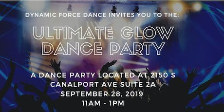 NEON GLOW IN THE DARK DANCE PARTY tickets