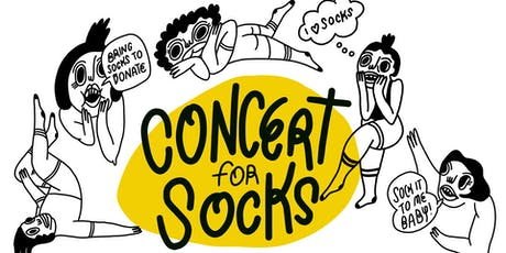 Concert for Socks w/ Attica Riots + Efflo, viisi feat. Ellowex tickets