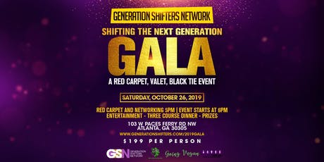 Generation Shifters Network: Shifting the Next Generation Gala tickets