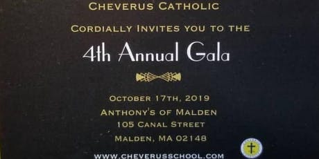 4th Annual Gala tickets