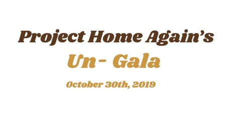Project Home Again's Un-Gala tickets