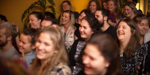 Graz English Comedy Night Oct