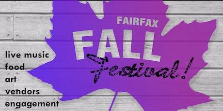 Fairfax Fall Festival tickets