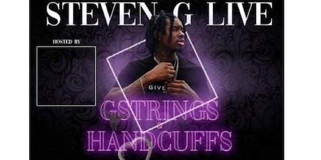 GStrings & HandCuffs tickets