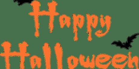 Baby  Bumpkin Yoga [6 weeks - pre crawling] Halloween POP Up tickets
