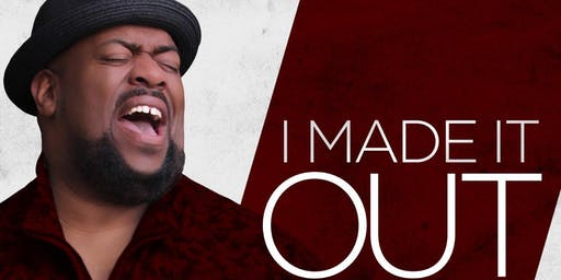 J&S Sounds and Productions Presents John P. Kee  (I Made It Out Tour)