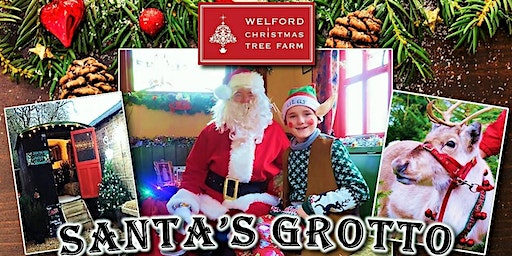 2019 Santa Charity Grotto Weekends