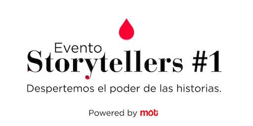Storytellers #1 - Despertemos el poder de las historias - Powered by MOT
