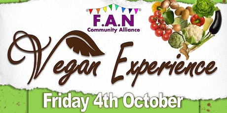 Vegan Experience - Community Meal tickets