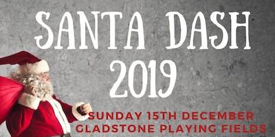 Hawarden Santa Dash 2019