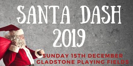 Hawarden Santa Dash 2019 tickets