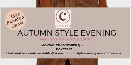 Autumn Style Evening tickets