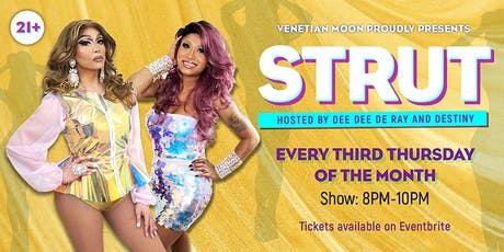 STRUT! tickets