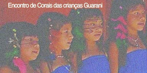 Cantos Sagrados das Crianças Guarani