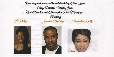 'A Seat at the Table: Dinner With Frederick Douglass' a new play by Tami Tyree tickets