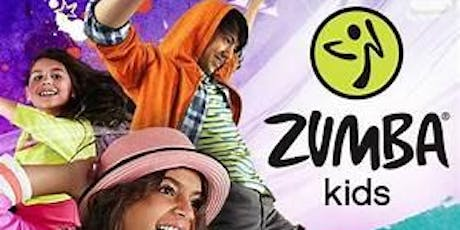 Zumba Kids Fall Session tickets