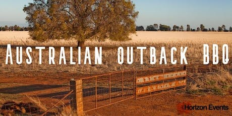 Australian Outback BBQ tickets