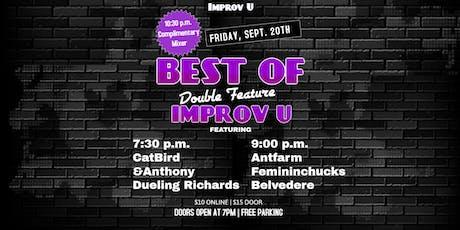 Best of Improv U Comedy Show tickets