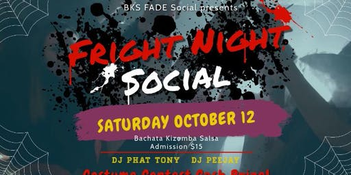 BKS FADE Fright Night Social
