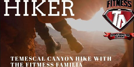 Peaceful Potluck Hike with Fitness Academy Family tickets