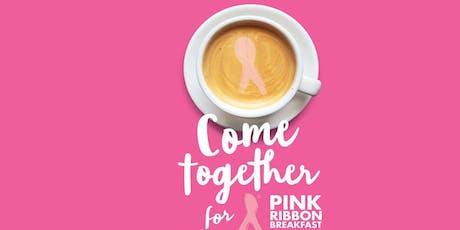 Pink Ribbon Breakfast at Flight Centre Business Travel Cairns tickets