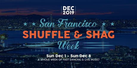 SF Shuffle & Shag Week 2019 tickets
