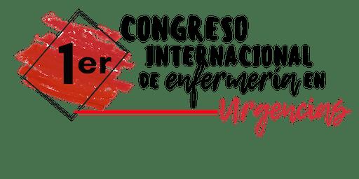 PRIMER CONGRESO DE ENFERMERÍA EN URGENCIAS