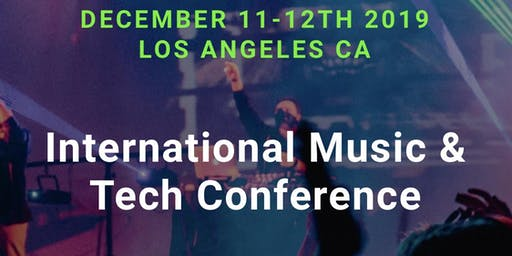 International Music & Tech Conference