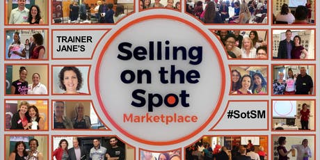 Selling on the Spot Holiday Marketplace and Appreciation Party! tickets