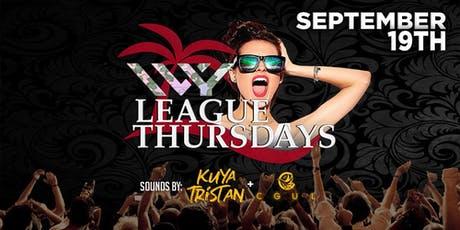 IVY LEAGUE THURSDAYS tickets