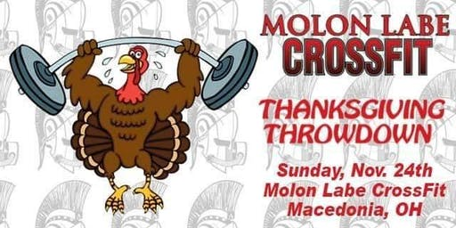 Molon Labe CrossFit Thanksgiving Throwdown 2019