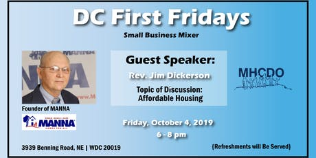 DC First Fridays  tickets