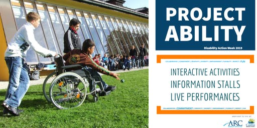 Disability Action Week: Project Ability