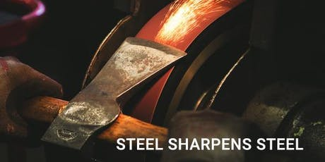 Steel Sharpens Steel - Reentry Resources and Services For Homeless Men tickets