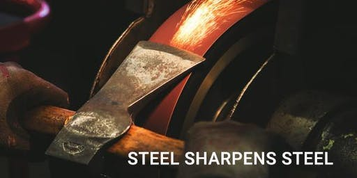 Steel Sharpens Steel - Reentry Resources and Services For Homeless Men