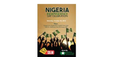 NIGERIA INDEPENDENCE DAY CELEBRATION tickets