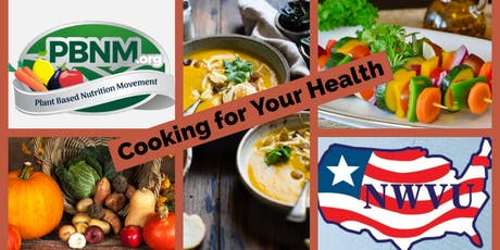 Cooking for Your Health - Women Veterans & Active Duty tickets